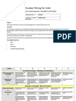 task sheet and rubric