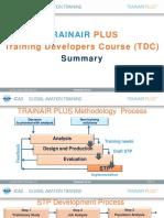Course Summary Rev 3.3