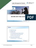 Awareness ISO 9001 2015 Training Material Rev.1