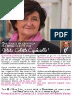 Votatz Colette Capdevielle