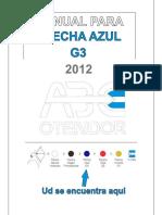 MANUAL PARA FLECHA AZUL G3. 2012.pdf
