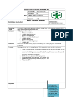 9.2.2.4. Sop Prosedur Penyusunan Layanan Klinis
