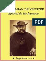 PEÑA, Ángel, San Damián de Veuster Apóstol de Los Leprosos, SE, Lima 2015 OCR