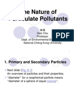 02-The Nature of Particulate Pollutants