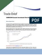 OTN - CARICOM-Canada Investment Brief