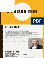 a poison tree