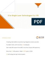 Bright Laser Technology