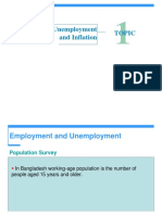 Measures of Unemployment and Inflation Topic-1