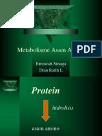 10_RET Biokimia Metabolisme Asam Amino 2010