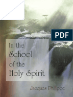 In the School of the Holy Spirit - Jacques Philippe