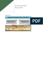 Rencana Desain Form Pembuatan Aplikasi Ekonomi Peledakan.docx