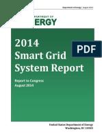 2014 Smart Grid System Report