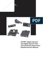 Astro Digital Spectra Detailed Service Manual Full