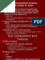 APES U2 L4 Soils