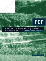 Brochure BR Defensas Ribereñas y Obras Transversales SP Sep08