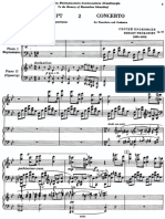 Prokofiev - Piano Concerto Nº2 - I
