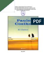 Biografia de Paulo Coelho El Zahir
