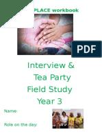 field study workbook