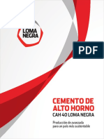 Folleto CAH - Loma Negra