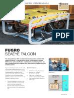 Seaeye Falcon Specification Sheet