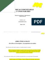 DINÁMICAS COMUNITARIAS-Descripción, trampas y más