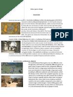 videos games design