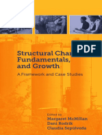 Structural Change Fundamentals and Growth