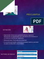 Preeclampsia Fisiopato- Becerra Miranda