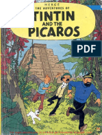 23 Tintin and the Picaros by [ Www.get Freeebook.blogspot.com ]