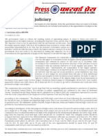 Barred From the Judiciary _ Forward Press