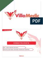 RMV - Hematologia - Anemia - Online