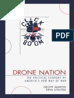 Drone Nation - Geoff Martin