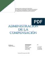 16189996 Trabajo de Admnistracion de La Compensacion