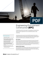 Engineering Procurement Construction EPC