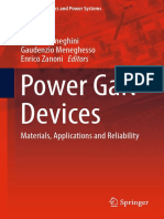 Power GaN Devices (2017)