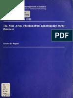 Nist Spectroscopy