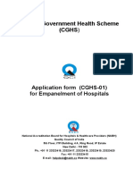 Cghs Nabh Application Hospital