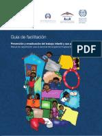 Guía de Facilitación para la prevención y erradicación del trabajo infantil