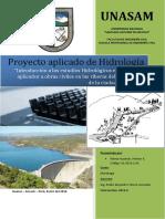 Introducción a los estudios Hidrológicos e Hidráulicos aplicados a obras civiles