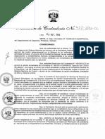 RC_432_2016_CG Aprueba Directiva de Control Simultaneo