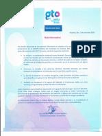 Nota Informativa UMAPS Victoria