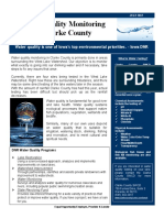 Water Quality Brochure