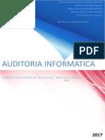 Auditoria Informatica, TF, Revisado