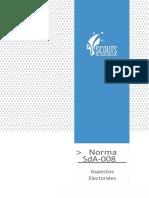 3.Norma8-03jun2017 Pautas Electorales