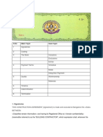 [Sample] Agreement Copy - Papertostone