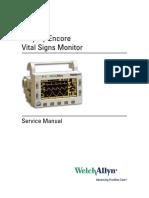 Manual de Servicio WelchAllynPropaqEncore
