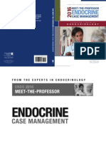 Endocrinology Meet Teacher