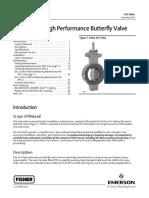 A41 High Performance Butterfly Valve instruction manual.pdf