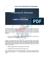 Ramzan..........Diet and Exercise during ramadan