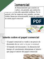 Papel Comercial Admin. Financiera 2